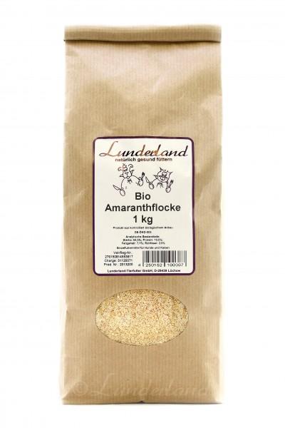 Bio-Amaranthflocke