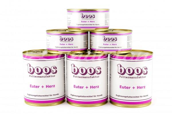 Boos-Euter+Herz (vom Rind) (800 g ist ausverkauft)