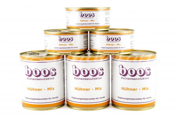 Boos-Hühner-Mix