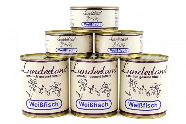 Lunderland-Dosenfleisch-Weißfisch